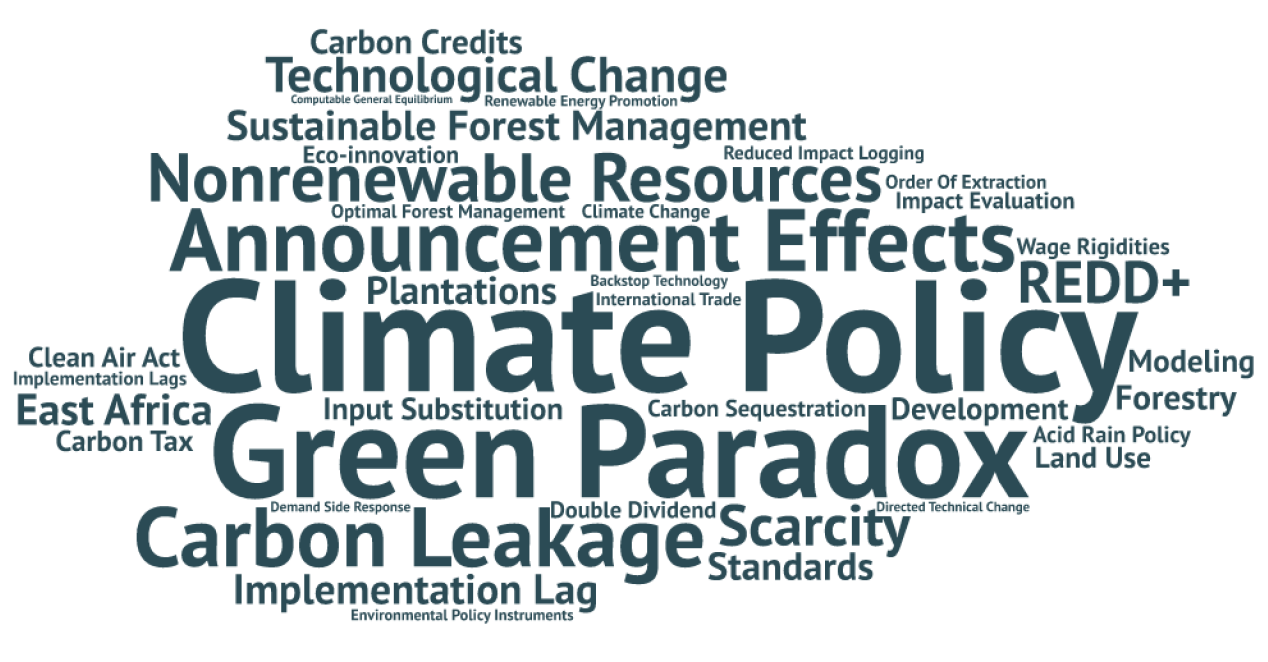 [wordcloud from keywords of scientific publications]